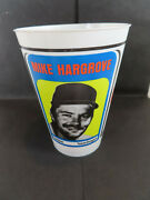 1978 7-eleven 7-11 Roto Action Mike Hargrove Texas Rangers Baseball Cup