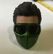 Hot Toys Mms151 1/6th Scale New Green Goblin Head Sculpt With Mask James Franco
