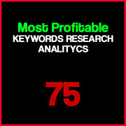 Keyword Research 75 Best Most Profitable Keywords For Your Site Website Google