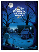 2015 Itand039s The Great Pumpkin Charlie Brown Peanuts Halloween Movie Poster Ap/280