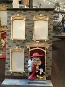 Extremely Rare Betty Boop At Home Special Big 3d Figurine Picture Frame Statue