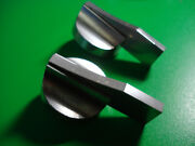 Akai Record Player Ap-306 Turntable Selector Knobs Star/cut Cue Up Cue Down X2