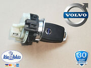 2008 - 2012 Volvo C70 Ignition Switch W/ Smart Key C30 S40 V50 31300586