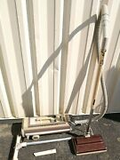 Electrolux Model 1521 Vintage Brown Canister Vacuum Cleaner Automatic Control