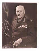 Yousuf Karshand039s Wartime Photo Of Jan Smuts Signed By Both Karsh And Smuts