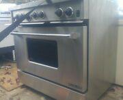 6 Burner Garland Gas Range Oven Stove Residential Discontinued