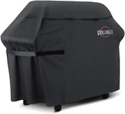 Grillman Premium 72 In Bbq Grill Cover, Heavy-duty Gas Grill Cover For Weber