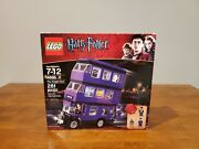 Brand New Lego Harry Potter Knight Bus 4866 Retired 2011 Sealed