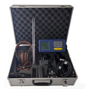 Water Leak Detector Underground Water Pipe Leak Location Monitor 70 To 4000hz