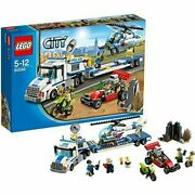 Lego Lego City Police Helicopter Carrier 60049 Police Officer 0673419207553