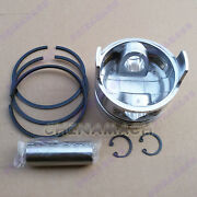 New Piston And Gasket Set For Yanmar Diesel Engine And Generator L100 186f 10hp