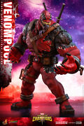 Hot Toys Marvel Contest Of Champions Venompool 1/6 Scale Action Figure Vgm35