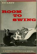 Ed Lacy / Room To Swing First Edition 1957