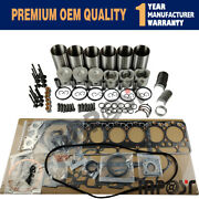 New Std Engine Overhaul Rebuild Kit For Kubota S2802 S2802-di