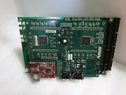 Rudolph Technologies 712397 Limm Sio Board + August 709474 Ethernet Controller