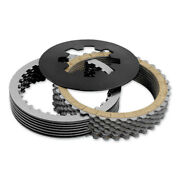 Twin Power Clutch Drive Kit Extra Plate For Harley-davidson Low Rider 1990-1991
