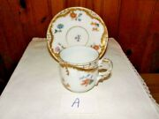 Pennsylvania Railroad Dining Tea Cup Allegheny Rare Antique Demitasse 1920and039s A