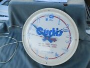 Rare Vintage Ingraham Toastmaster Curtis Industries Electric Clock Tools For Num