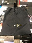 Nike Air Yeezy 2 Dust Bag Solar Red Gold Aglets October Jordan 1 100 Authentic