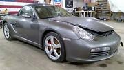 6 Speed Manual Transmission For 07-08 Porsche Boxster S 3.4l