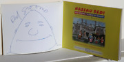 Red Grooms Nassau Museum Catalog Catalog Book With Ink Drawing Signed