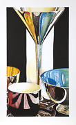 Jeanette Pasin Sloan, Sears Tower, Lithograph, Signed And Numbered In Pencil