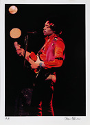 Alan Herr Hendrix 4 Photograph Signed And Numbered In Permanent Marker