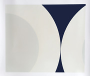 Nassos Daphnis Ss 27-76 Screenprint Signed And Numbered In Pencil