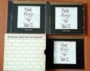 Pink Floyd - The Wall - 24kt Gold Cd 2 Cd Mobile Fidelity Mfsl