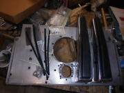 Old Car Parts Bumper Guards 1940and039s 1950and039s Buick Lasalle Cadillac Vintage Antique