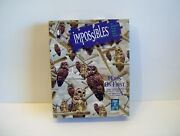 Bepuzzled Impossibles Hooand039s On First - Never Been Opened