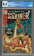 Sub-mariner 17 Cgc 8.5 White Pages Stalker App