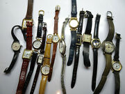 14 Swiss And Japanese Womens Watches For Battery Restoration Anne Klein Fossil