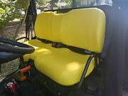 John Deere Gator Bench Xuv 550 Seat Covers Yellow 550 S4 Or 25 Colors And 2-tone