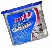 Damp Rid Fg118 18 Oz Moisture Absorber With Activated Charcoal Pack Of 2