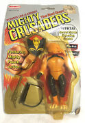 Vintage 1984 Remco Mighty Crusaders The Evil Buzzard
