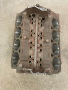 Gm 350 Engine Block 3970010 With 4 Bolt Mains