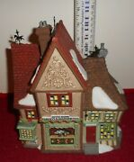 Dept. 56 Dickens Village [ Nettie Quinn Puppets And Marionettes ] Pre - Owned