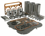 Fits Massey Ferguson Engine Overhaul Kit A3.152 S.40369 F40 Te20 To20 To30 To35