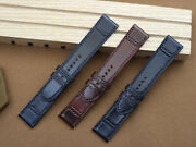 Jaeger Lecoultre Reverso Watch Strap - Shell Cordovan Leather Watch Strap