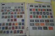 German Stamp Collection 1890-1980 On Regent Album Pages