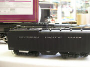 Brand New Mth Southern Pacific Gs-6 Northern Steam Engine O Scale 20-3756-1