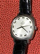 Zenith 28800 36mm Automatic Date Mens Watch 1960 Mw503