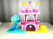 My Little Pony Mermaid Castle C-029a 2009  Parts Missing Tested And Working