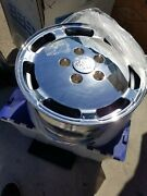 Porsche 928 Chrome Oem Forged Wheel Set Of 4 16x7 And 16x8