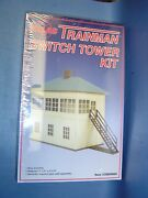 Atlas - 2009004 Trainman Switch Tower Kit O Scale New Condition