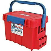Meiho Bucket Mouse Bm-9000 Mat Red Size 540 X 340 X 350 Mm 4963189612029