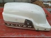 Rare Oliver Outboard Motor Cowl Shroud Motor Cover 16 Hp