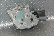 04-10 Continental 4dr Rear Back Power Release Trunk Lid Motor Assembly Oem