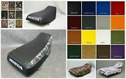 Honda Trx450es Foreman S Seat Cover 1998-2004 In Black 25 Colors And 2-tone St